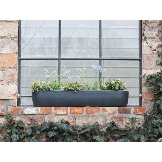 Transformez Votre Rebord De Fenetre En Un Petit Jardin Luxuriant Grace A La Jardiniere Securisee Windowgreen Specialemen Rebord De Fenetre Fenetre Nature Verte