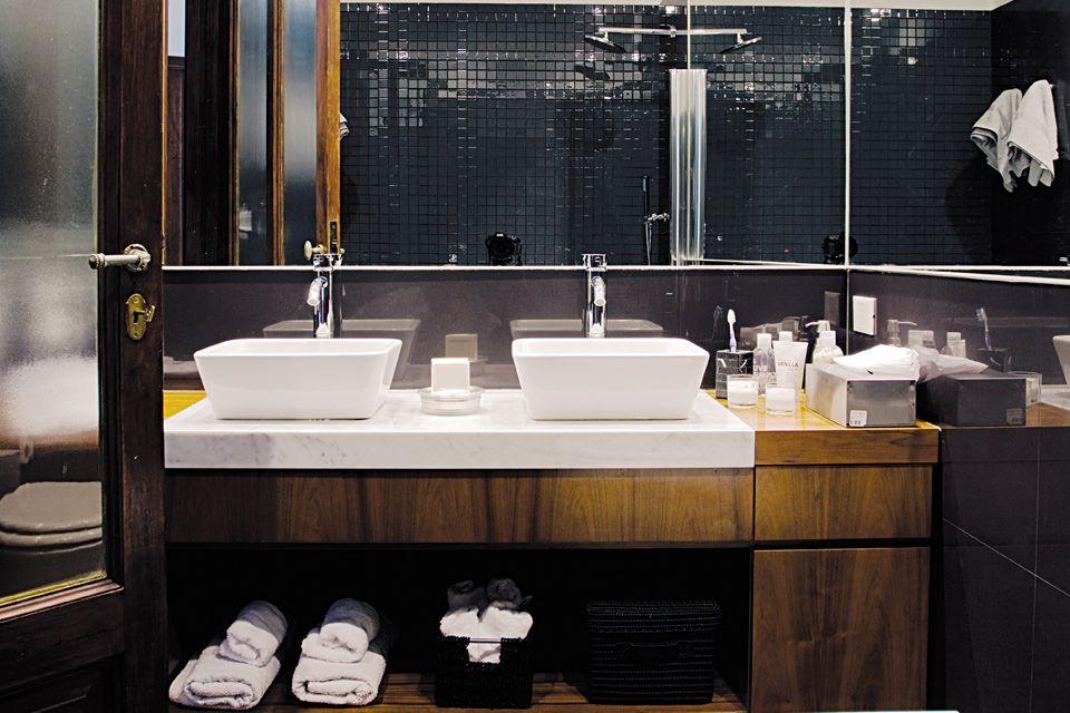 10 estilos para tu baño -- Espacio Living