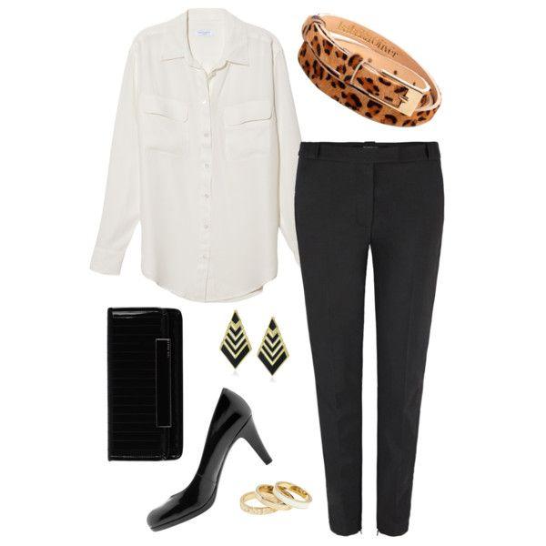 uppsättning Staden Allt  cream shirt | outfit four | Cream shirt, Shirt outfit, Fashion
