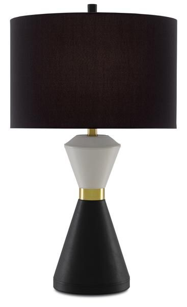 Currey And Company Cannes Table Lamp In 2020 Table Lamp Lamp Black Table Lamps