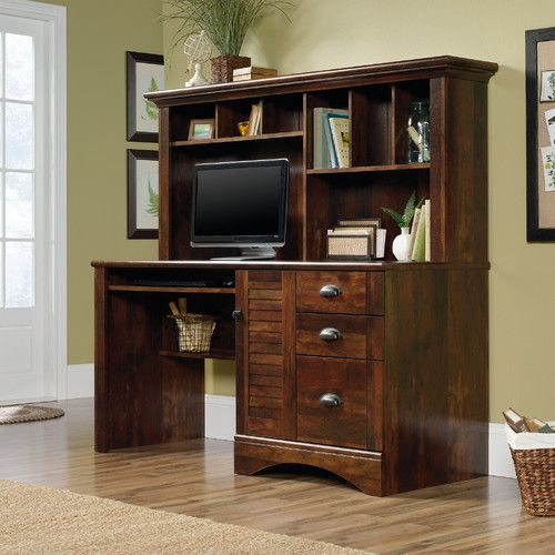 Garden Furniture Enfield found it at wayfair - enfield computer desk with hutch http://www