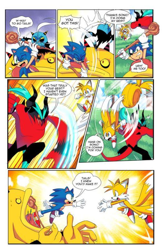 Drawlala S Place Sonic Funny Shadamy Comics Comics