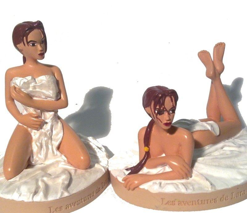 Nude raider toy