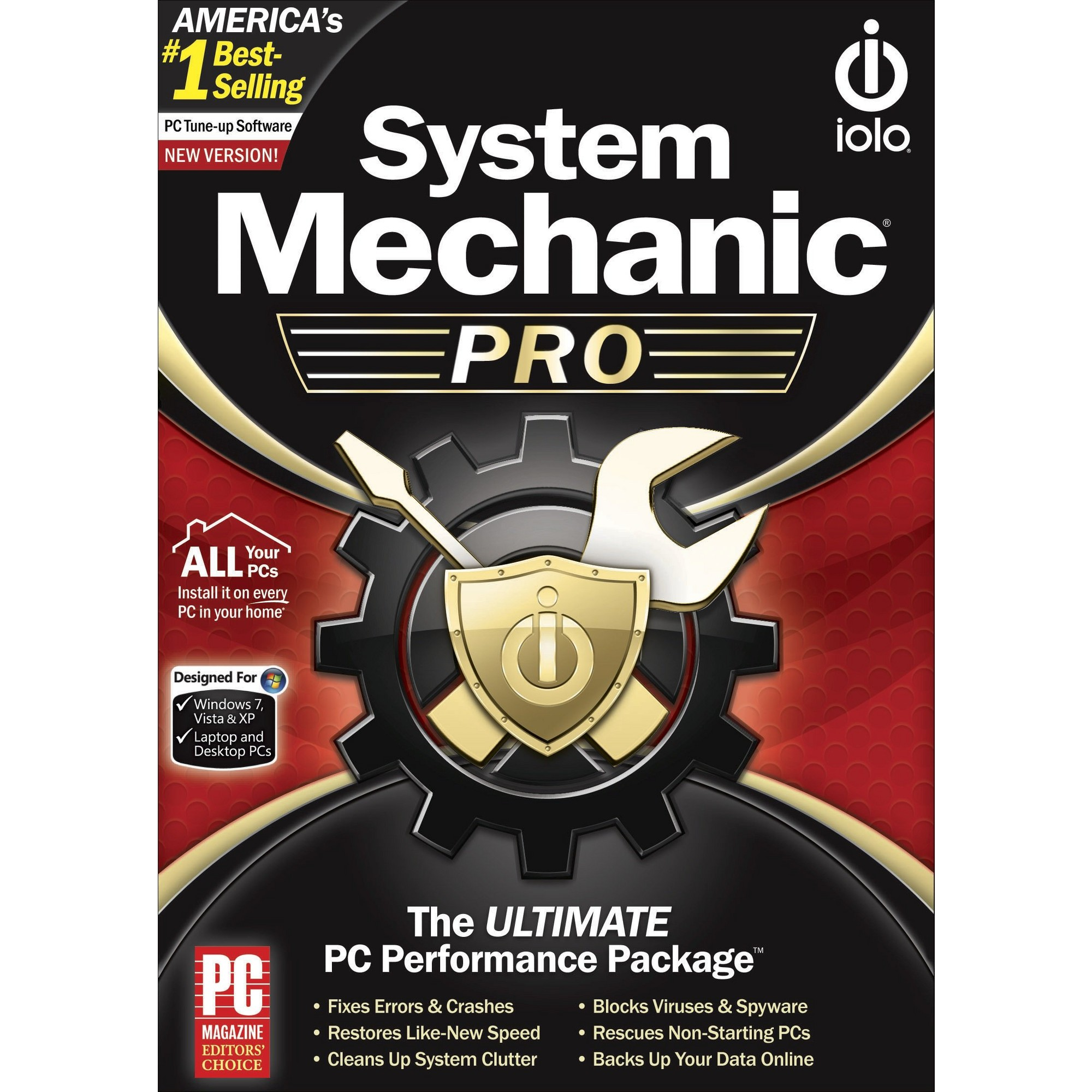 System Mechanic Pro Pc Software Software Coding Activities