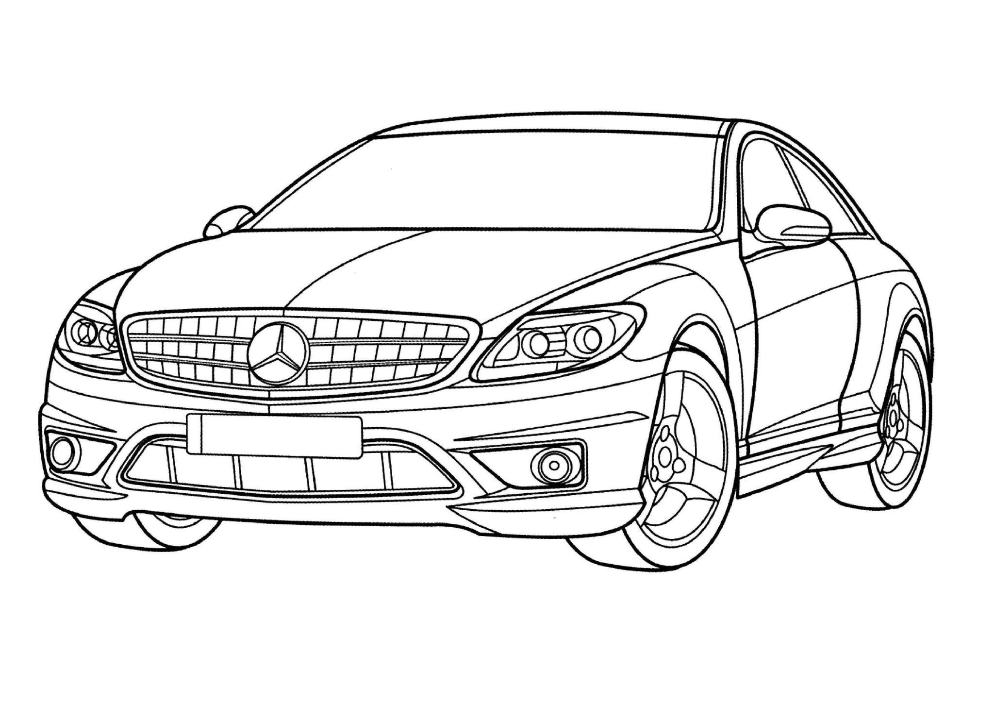 30 Car Coloring Pages And Print Cars Coloring Pages Coloring Pages Sports Coloring Pages
