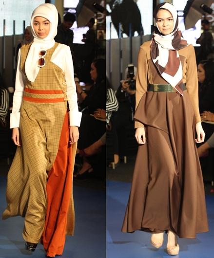 Ini Dia Rancangan Busana Muslim Modern Para Desainer Terkenal ... b88d8b4ab9