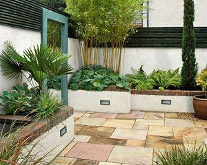Delightcourtyard Landscape Designlandscape Plant | Shade Garden ...