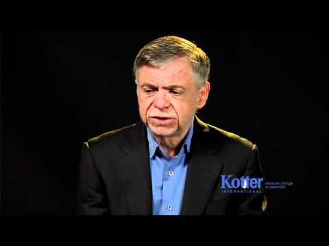 """John Kotter discusses the difference between """"change management"""" and """"change leadership,"""" and whether it's just a matter of semantics. These terms are not interchangeable. The distinction between the two is actually quite significant. Change management, which is the term most everyone uses, refers to a set of basic tools or structures intended t..."""
