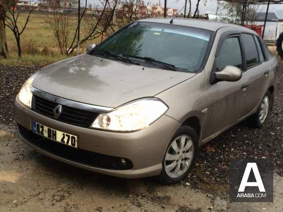 Renault Symbol 1.4 Comfort.TÜPLÜ İŞLİ FUL ARTI FUL