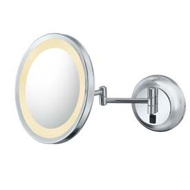 Kimball Young Product Led Lighted Style 924hw Led Wall Mirror Mirrors Lighted Wall Mirror Round Wall Mirror Lighted Vanity Mirror