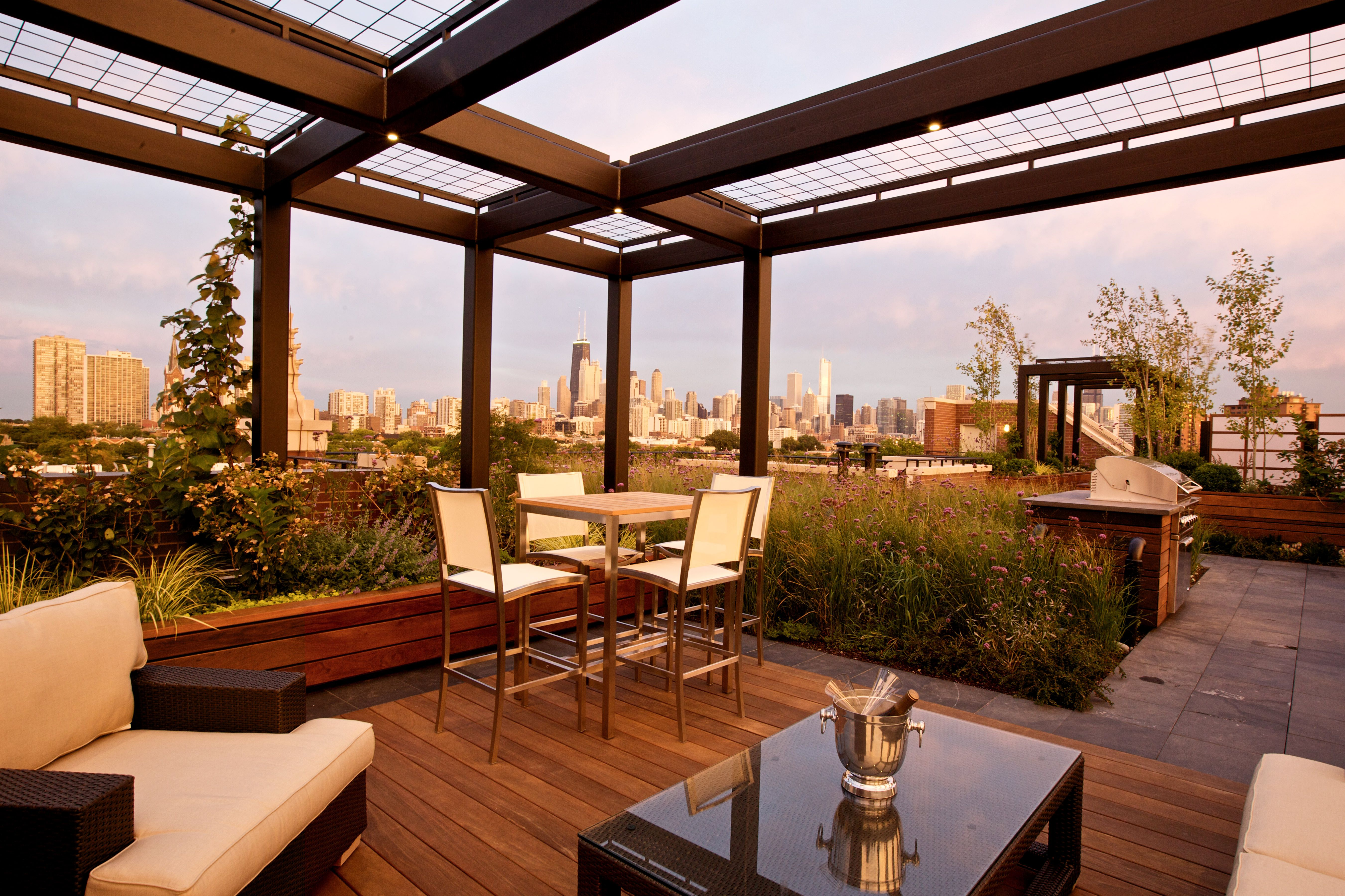 Lincoln Park Rooftop