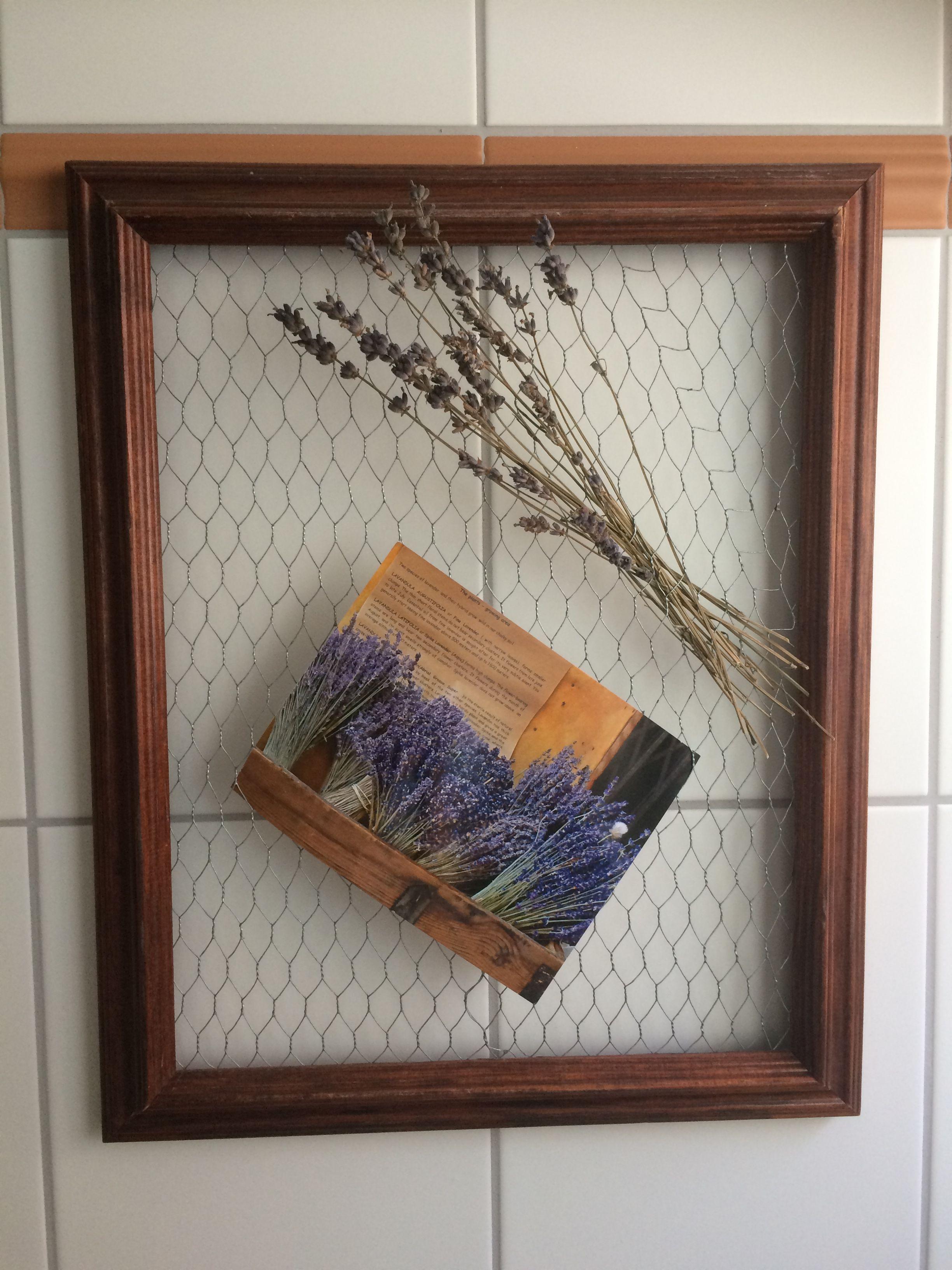 Rahmen Shabby Chic Lavendel | Eigene Werke | Pinterest