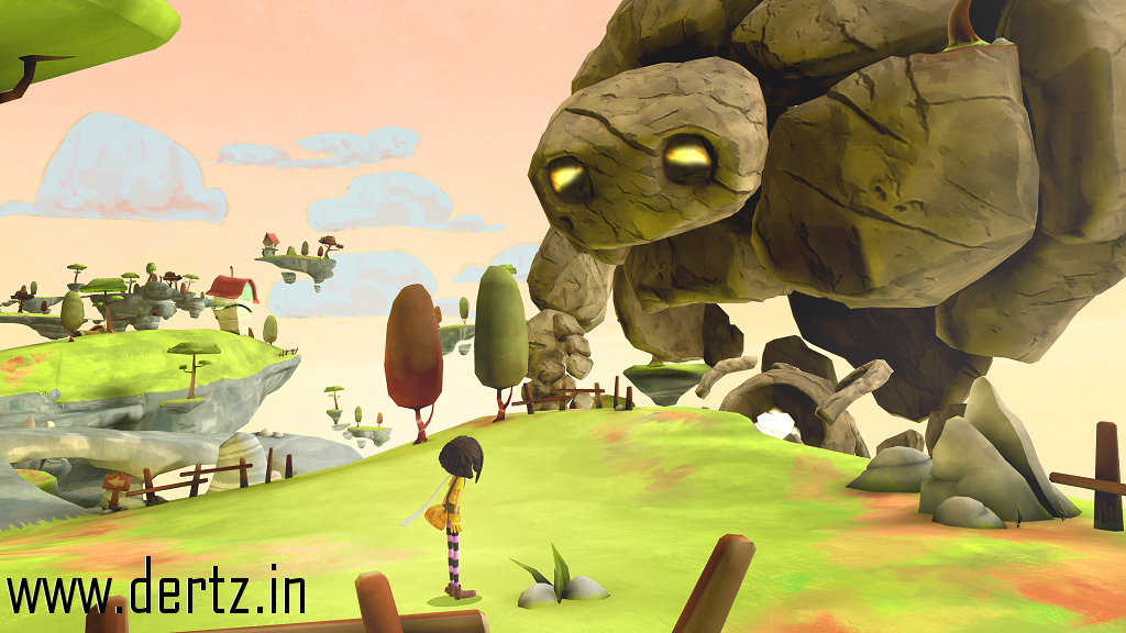 Download Lola and the giant android game for free from