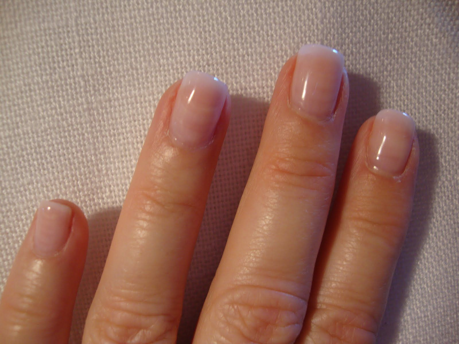 natural looking acrylic nails | Dies und das | Pinterest ...