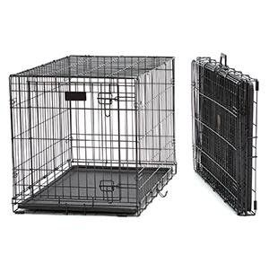 24x18x19 Dog Crate Dog Crate Dog Carrier Small Animal Supplies