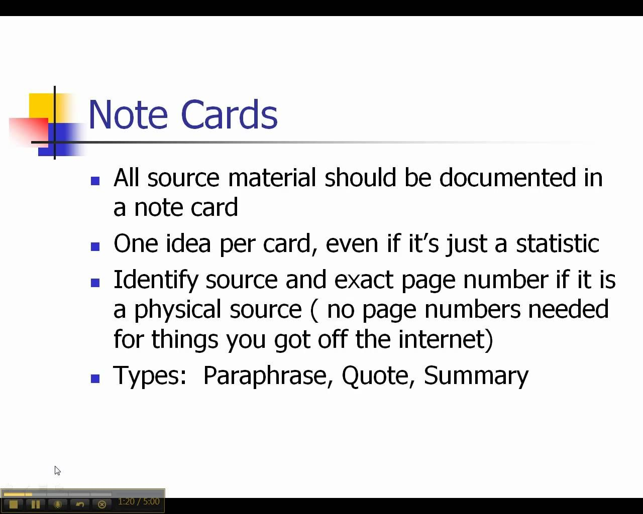 Creating Note Cards For Research Writing Services Note Cards Research Paper