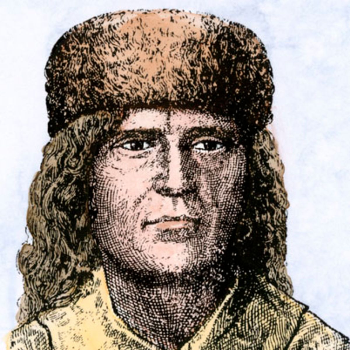 Louis Joliet was a 17th century Canadian explorer who, aided by Native American communities, explored the origins of the Mississippi River.
