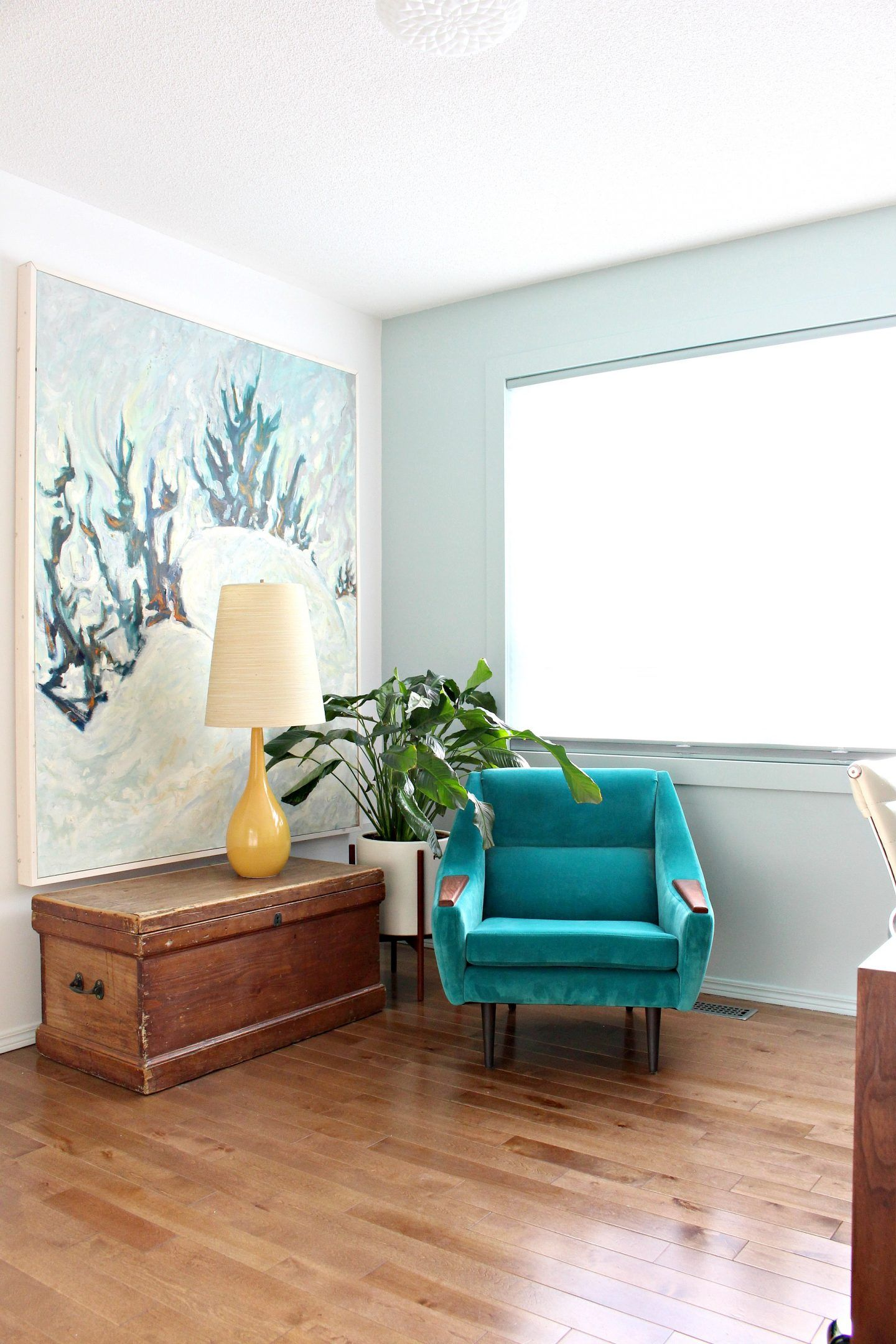 Easy diy canvas frame with images diy canvas frame