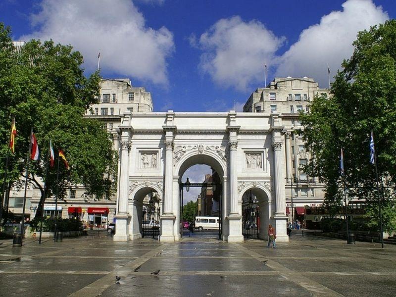 39. #marble Arch - 43 emblématiques de #Londres pour l'itinéraire du visiteur... → #Travel