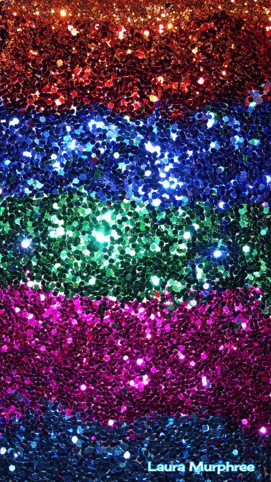 Glitter Phone Wallpaper Colorful Sparkle Background Sparkling Glittery Girly Glitterfondos Glitter Phone Wallpaper Iphone Wallpaper Glitter Glitter Wallpaper