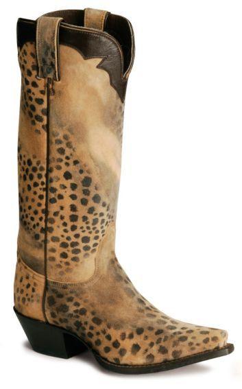 fb543c23465 Nocona Leopard Print Cowboy Boots | Cowgirl Boots | Cowgirl boots ...
