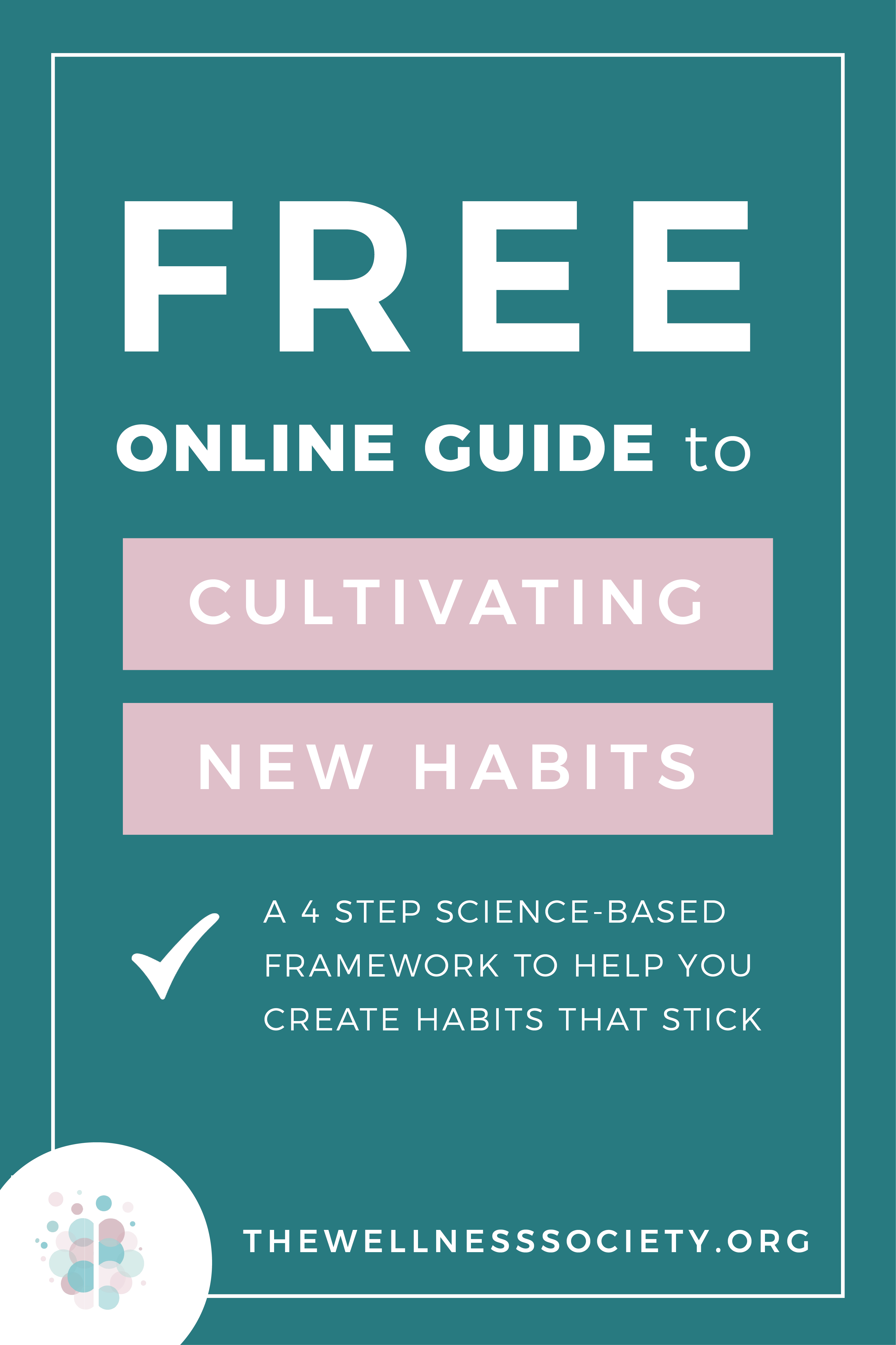 Form New Habits With This 4 Step Science Based System