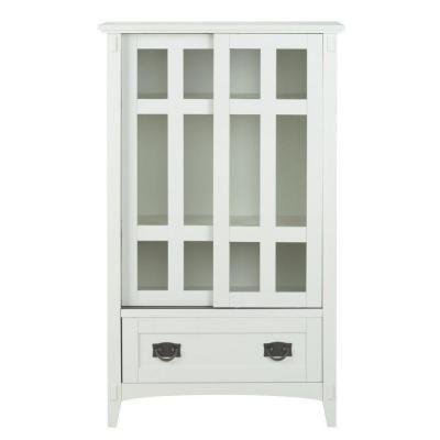 Artisan white storage cabinet glass doors doors and house w artisan white multimedia cabinet with glass doors 9224500410 planetlyrics Choice Image
