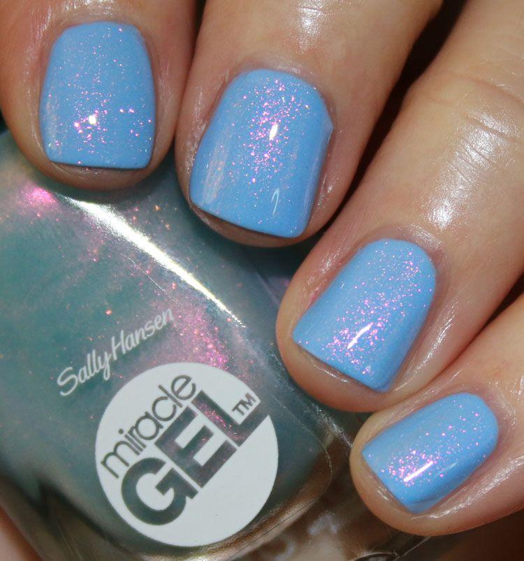 Sally Hansen Miracle Gel Let\'s Get Digital   Nails   Pinterest ...