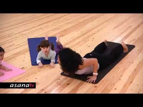 baby yoga  sun salutation 36 ετών  Για παιδιά