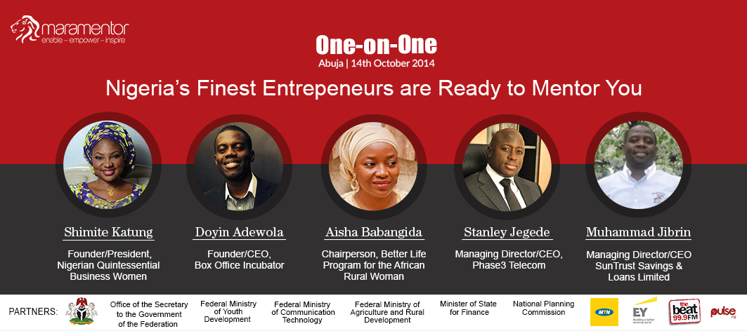 These mentors are ready and are looking for the best of