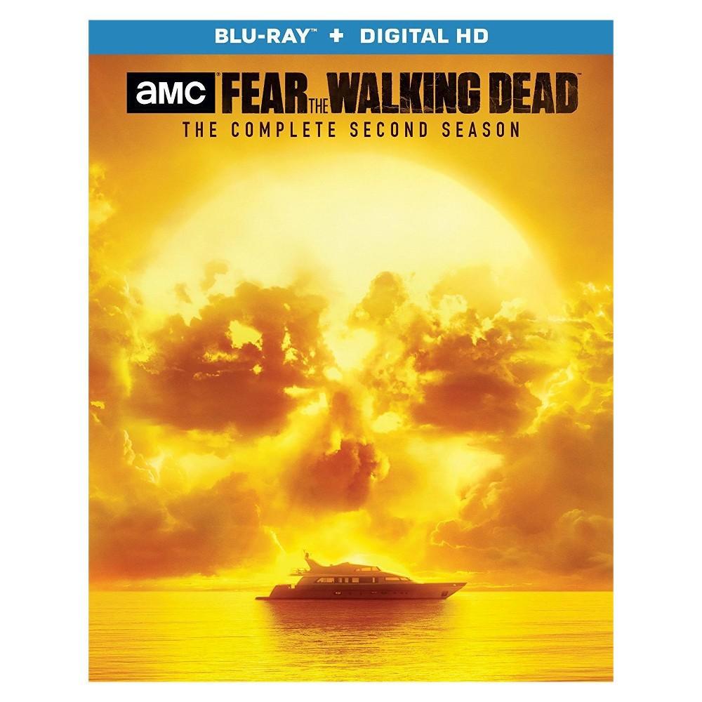 Fear The Walking Dead Season 2 Blu Ray Fear The Walking Dead Fear The Walking Walking Dead Season