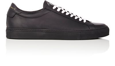 GIVENCHY Urban Knots Leather Sneakers. #givenchy #shoes #sneakers