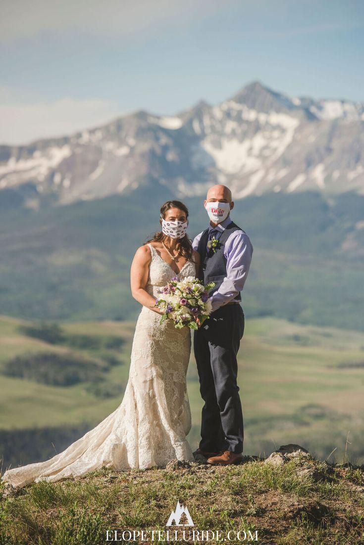 Telluride, Colorado Elopement Photography in 2020