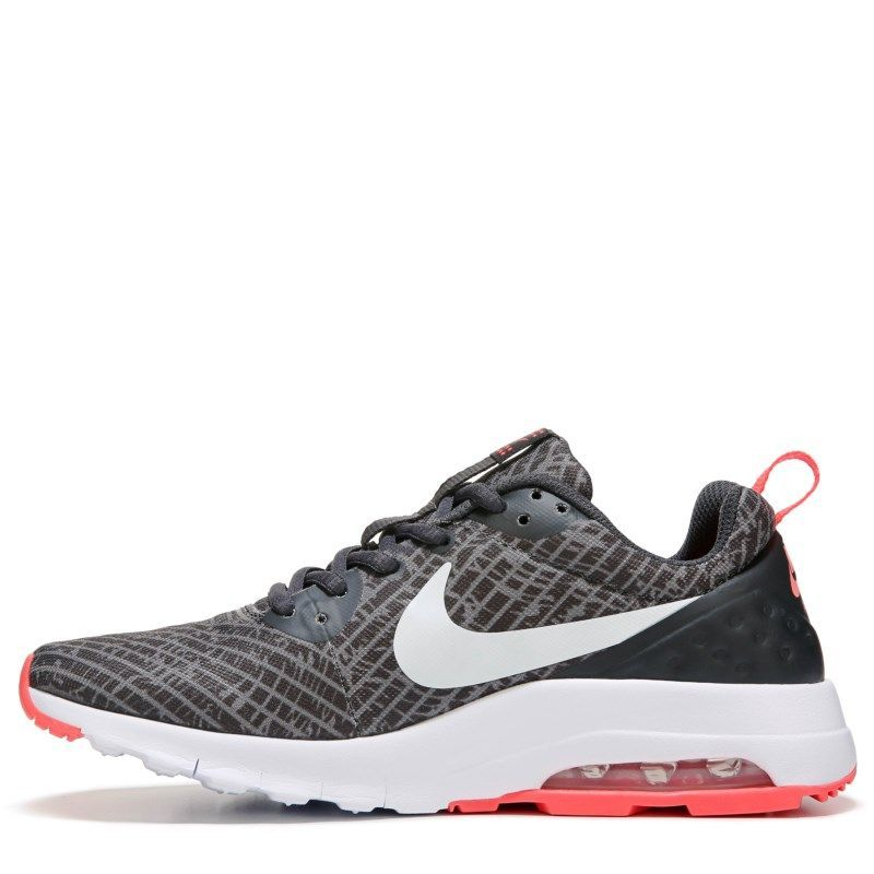 brand new 8545c c9d7d Nike Kids  Air Max Motion Running Shoe Grade School Shoes (Black Silver)