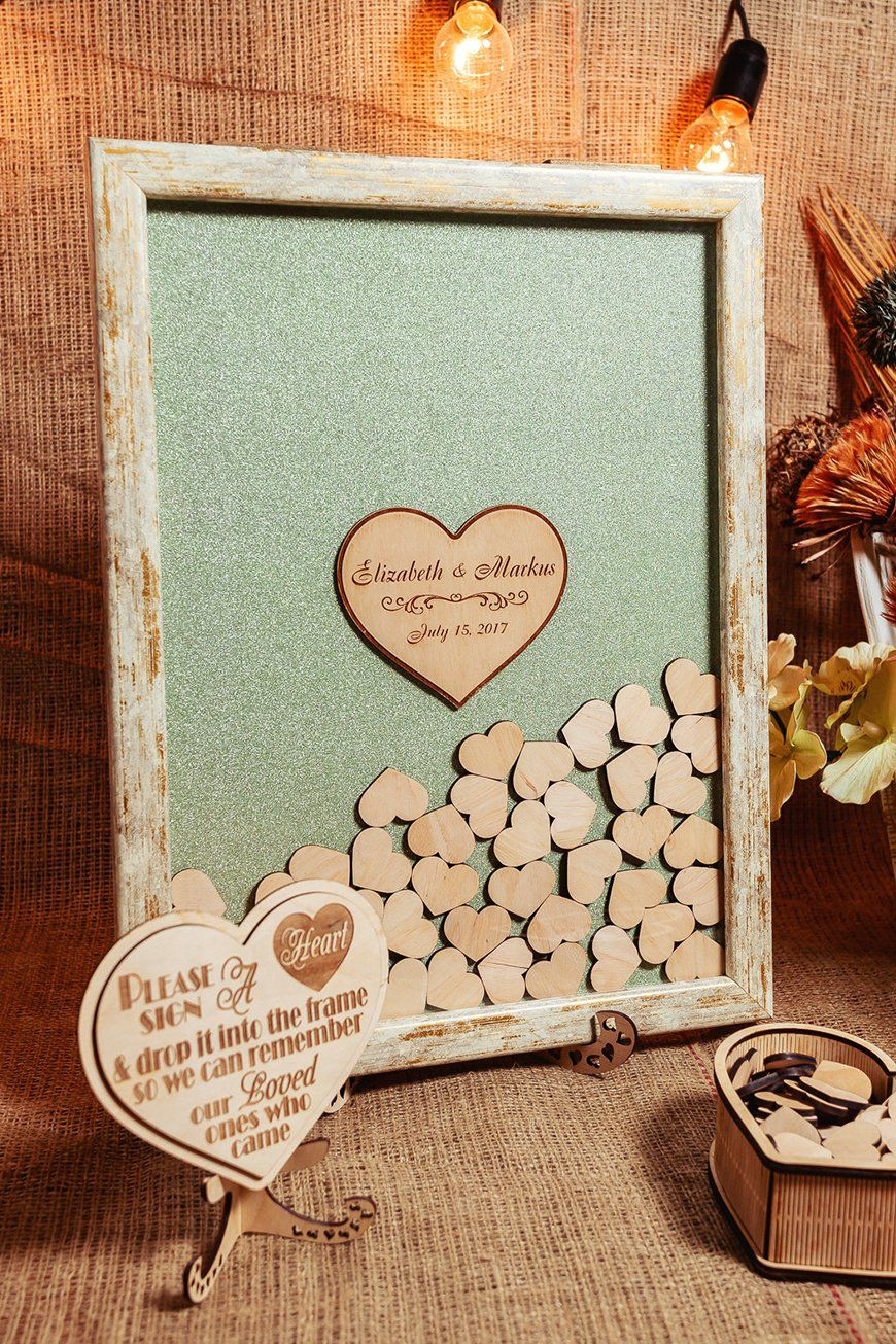 Mustsee quirky wedding guest books chwv wedding ideas