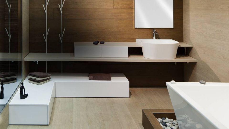 Le galet s\'émancipe dans la salle de bains | Mix&Match ...