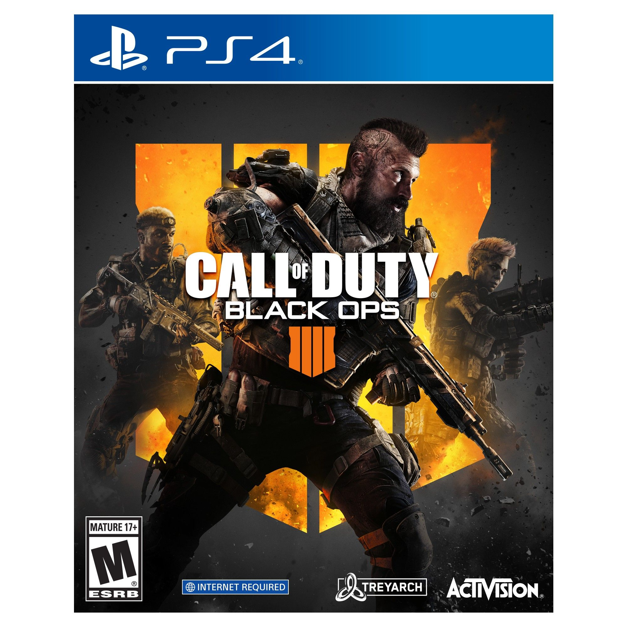 Call Of Duty Black Ops 4 Playstation 4 In 2021 Call Of Duty Black Call Duty Black Ops Call Of Duty