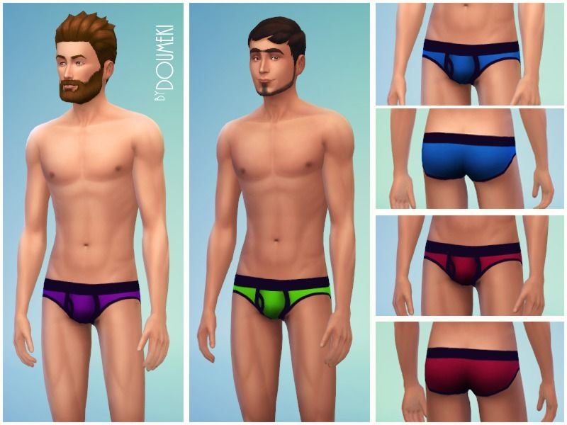 Mod The Sims - Underwear Sexy Collection Two  ddae9fcec