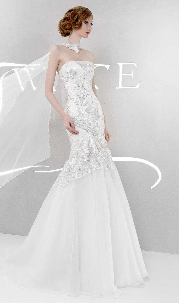 Stunning Toi Spose Wedding Dresses Modwedding Wedding Dresses Gorgeous Wedding Dress Bridal Dresses [ 1216 x 720 Pixel ]