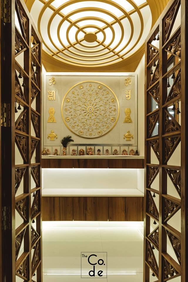best mandir design ideas in indian contemporary house pooja rooms or temple prayer room are an integral part of homes also anisha agrawal interior designer established rh pinterest