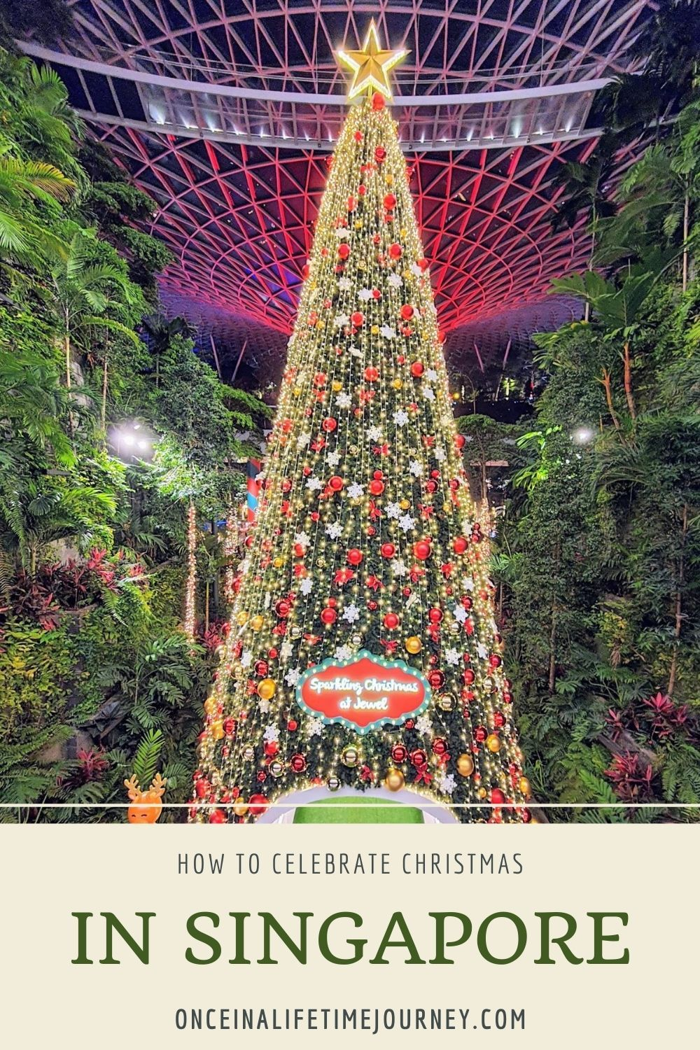 2020 Christmas In Singapore Events Lights And Activities To Feel The Christmas Spirit Singapore Travel Singapore Travel Tips Singapore