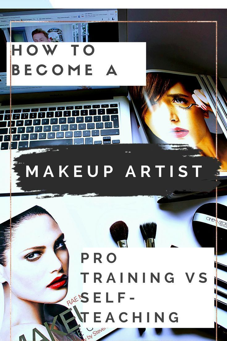 Makeup artist tips Professional training vs self teaching