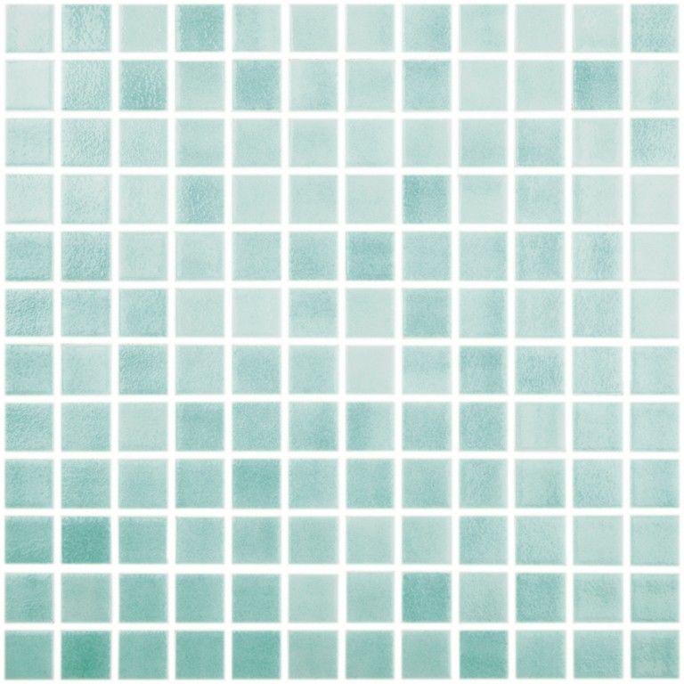 Gresite colores niebla soporte malla p v c gresite for Recubrimiento para azulejos