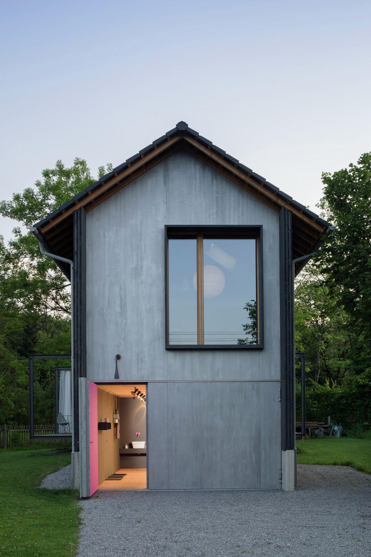 Photo of Compact Retreat utilizza il legno massello per rimanere accogliente e invitante – casa e arredamento