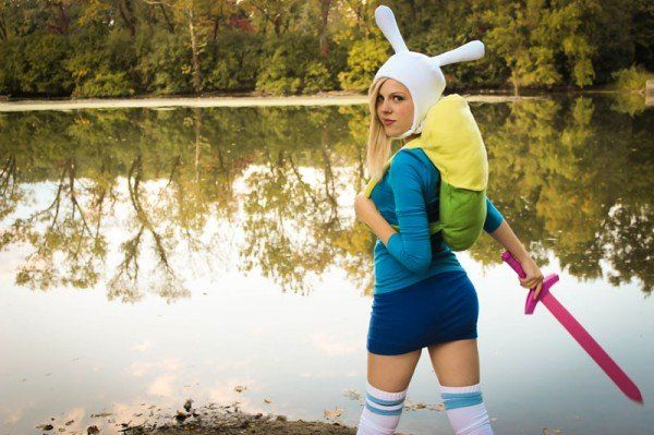 Adventure Time Fionna. Next costume for halloween next year.  sc 1 st  Pinterest : adventure time costume fiona  - Germanpascual.Com
