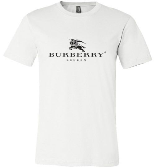 6eb2d3af Burberry black logo Unisex T-Shirt - Gucci Collection Premium Shirts! Calvin  The Bear Gucci | Mike The Bear Gucci