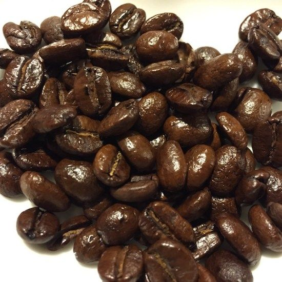 Tahitian Vanilla Central American Arabica Coffee Beans at Otto's Granary   Flavored coffee beans ...
