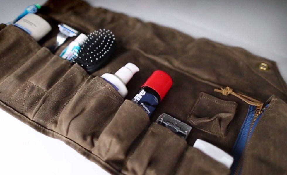 Tashtego Roll-Up Dopp Kit  ac793be1cdf8e