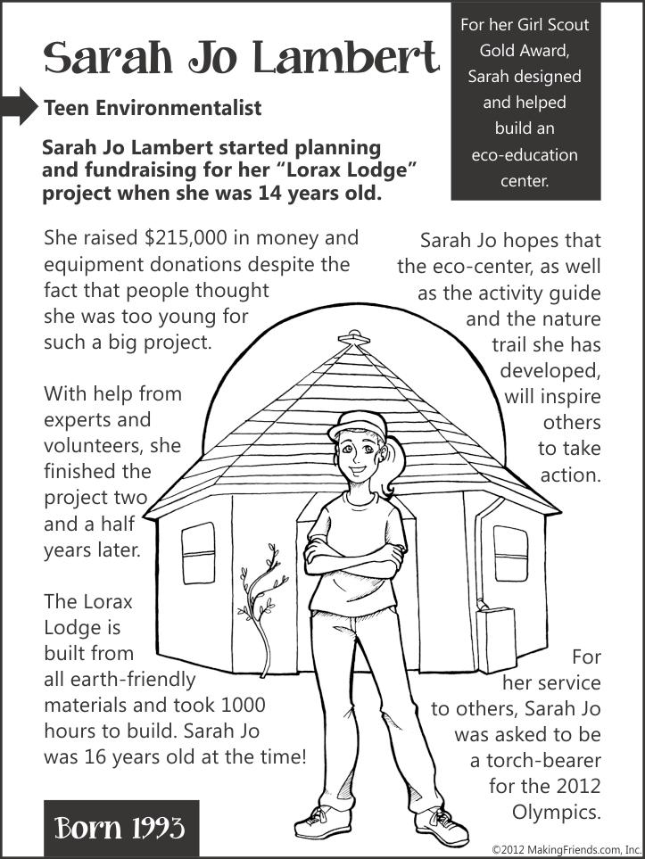 Sarah Jo Lambert Girl Scouts Brownie Girl Scouts Girl Scouts