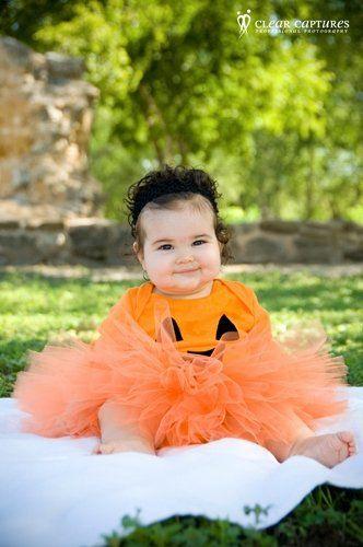 64ec68b68a6 Lil Miss Pumpkin Tutu-tutu